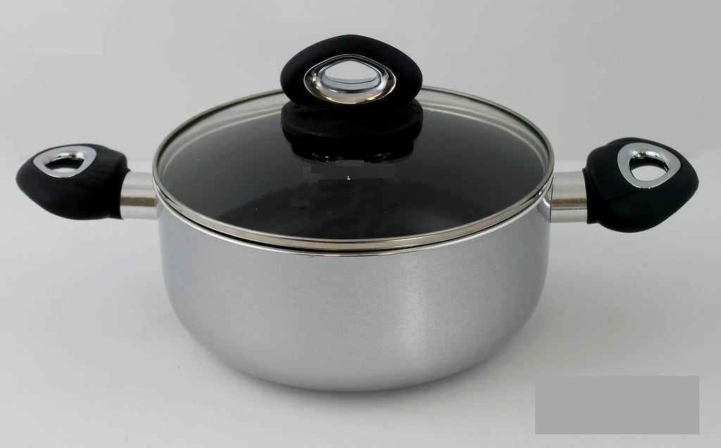 2 QT Pot/Non-stick Interior