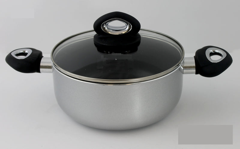 5 QT Pot/Non-stick Interior