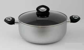 8.5 QT Pot/Non-stick Interior
