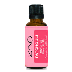 ZAQ Patchouli Pure 100% Essential Oil 15ml