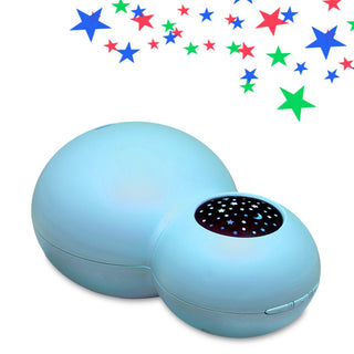 ZAQ Sky Aroma Essential Oil Kids Diffuser LiteMist Ultrasonic Aromatherapy Humidifier - Starry Sky Projection - Popularelectronics.com