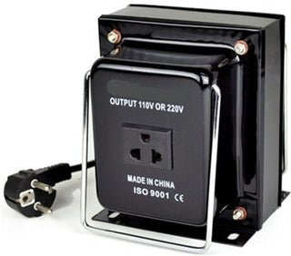 Seven Star THG-2000 Watt Step Up/Down Voltage Transformer Converter - Popularelectronics.com