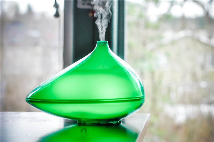 ZAQ Gem Aromatherapy Essential Oil Diffuser - Popularelectronics.com