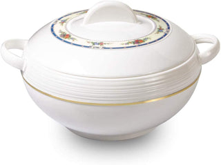 Tmvel Ambiente Insulated Casserole Hot Pot - Insulated Serving Bowl With Lid - Food Warmer