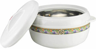 Karishma Insulated Casserole Hot Pot Serving Bowl With Lid-Food Warmer