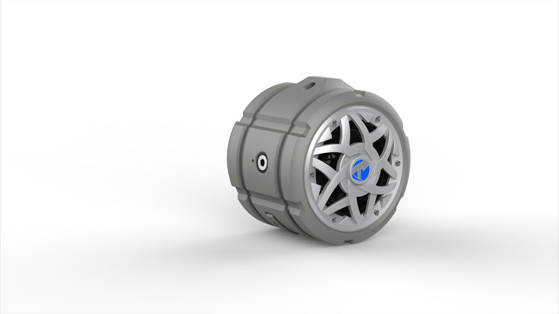 Tmvel Tire 100% Waterproof IPX7 Rugged Portable Bluetooth Speaker - Popularelectronics.com