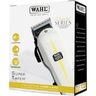 WAHL 08466-108 PROFESSIONAL CLASSIC SERIES SUPER TAPER HAIR CLIPPER