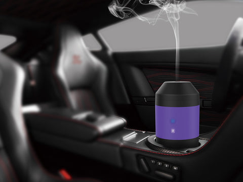 Aromatherapy Car Essential Oil Diffuser