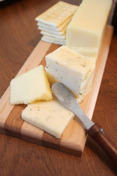 The Best Cheese Sampling in Maine