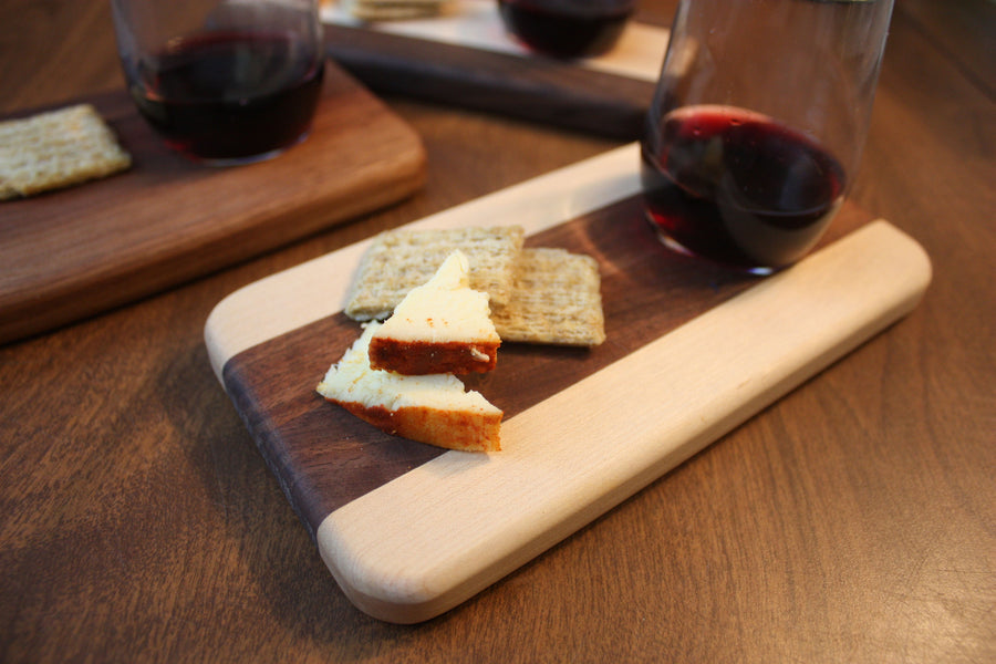 Wine & Appetizers: A Juggling Act
