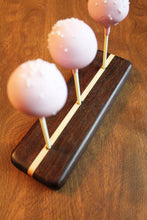 JTWoodworks cake pop stand, birthday party, bridal shower, wedding, corporate event, dessert display