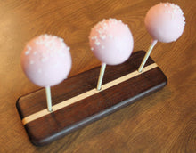 JTWoodworks cake pop stand, birthday party,baby shower, bridal shower, wedding, corporate event, dessert display