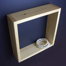 JTWoodworks cube shelf is a great way to get organized and display treasured items around your home or office. This functional wall cube shelf will help you stay organized in any space.