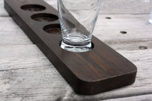 Beverage and Dessert Flight and Serving Paddle