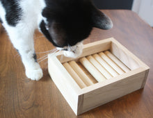 Cat Toy - Cat Treat Dispenser - Cat Feeder