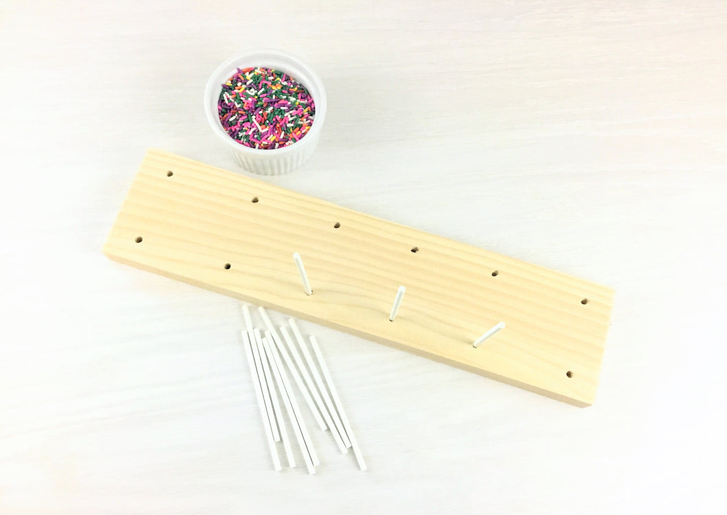 Cake Pop Decorating and Drying Stand