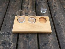 Birch Whiskey Sampling Boards