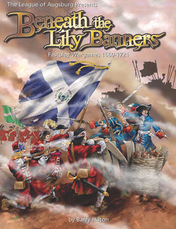 Beneath the Lily Banners 1st Edition
