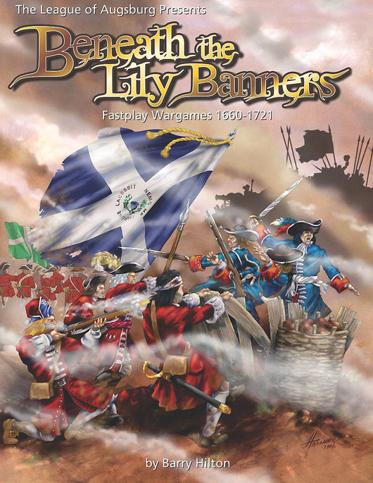 Beneath the Lily Banners 1st Edition - Warfare Miniatures USA