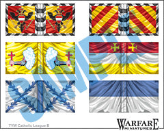 TWY02 Imperialist Infantry Flags B