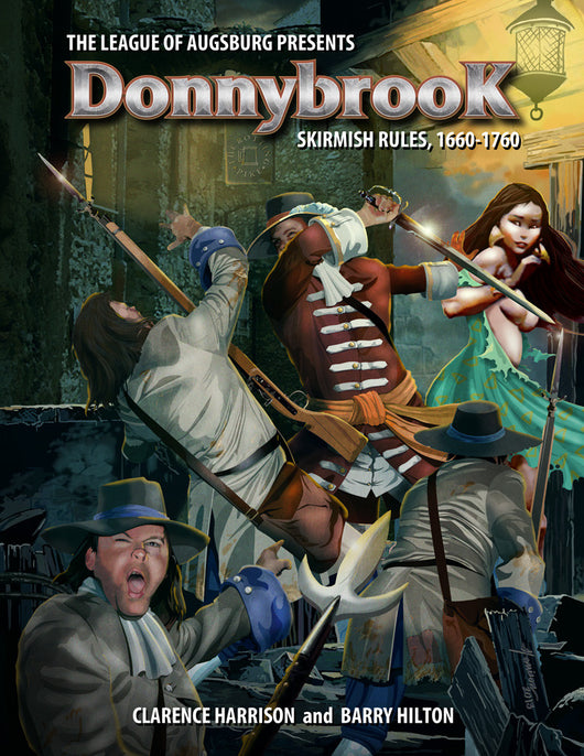 Donnybrook High Resolution PDF - Printable Version - Warfare Miniatures USA