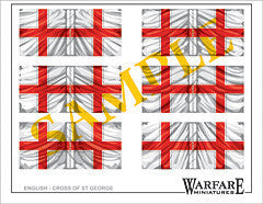 F014 English & Irish Regiments (Williamite) - Warfare Miniatures USA