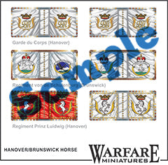 BSK05 Hanover/Brunswick Horse - Warfare Miniatures USA