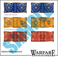 FFC02 French Cavalry 2 - Warfare Miniatures USA