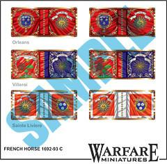 FFC03 French Cavalry 3 - Warfare Miniatures USA