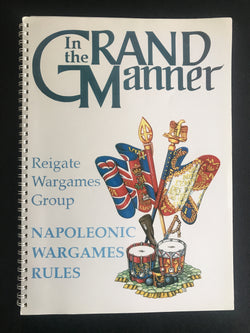 Used - In the Grand Manner - Warfare Miniatures USA