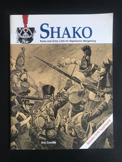 Used - Shako - Warfare Miniatures USA
