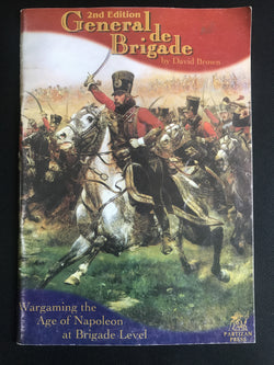 Used - General de Brigade - Warfare Miniatures USA