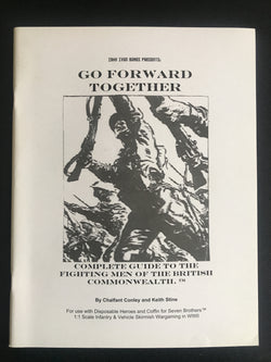 Used - Go Forward Together by Iron Ivan Games - Warfare Miniatures USA