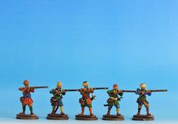 OT03 Janissaries - Firing Campaign Dress - Warfare Miniatures USA