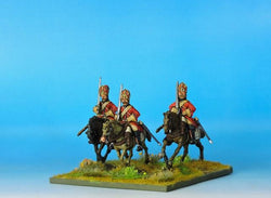 RC03 Russian Horse Grenadiers (double front mitre) - Warfare Miniatures USA