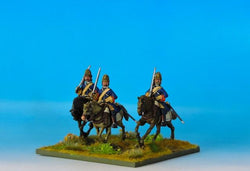RC04 Russian Horse Grenadiers (fur trimmed mitre) - Warfare Miniatures USA