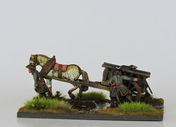 SA04 Swedish Cart - Warfare Miniatures USA