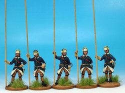SB02 Swedish Battalion in Karpus Standing Ready - Warfare Miniatures USA