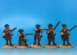 WLOA81 Musketeers with Apostles Pack 2