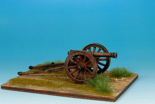 WLOA900 Galloper Gun (without crew) - Warfare Miniatures USA