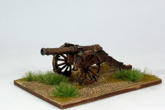 WLOA901 Light Gun (without crew) - Warfare Miniatures USA