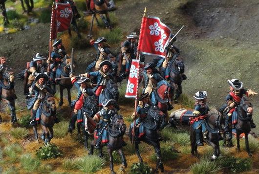 CR001 Cuirassier Regiment (3 squadrons)