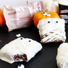 KetoBrownie Halloween Mummies