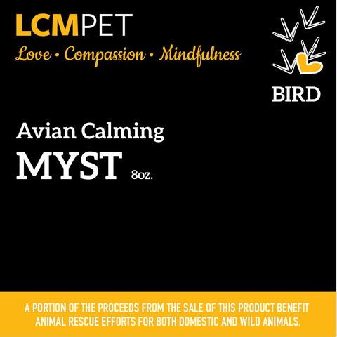 Avian Calming Myst
