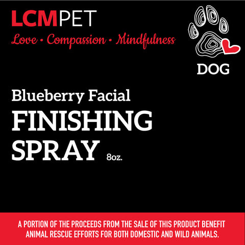 Blueberry Facial Finishing Spray