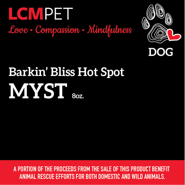 Barkin' Bliss Hot Spot Myst