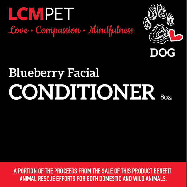 The Happy Pitty Blueberry Conditioner