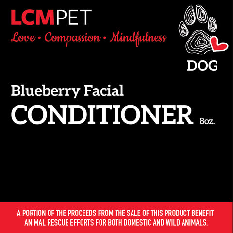 Blueberry Facial Conditioner