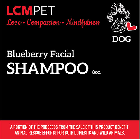 Blueberry Facial Shampoo