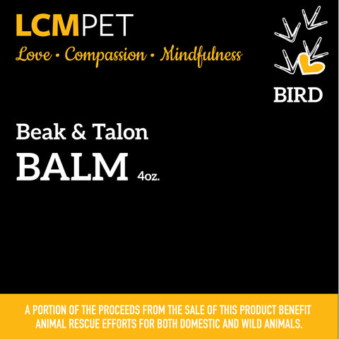 Beak and Talon Balm